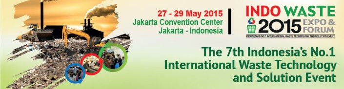 The 7th INDO WASTE 2015 EXPO & FORUM