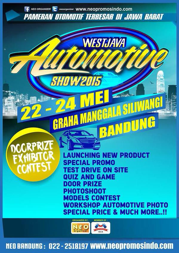 West Java Automotive Show 2015