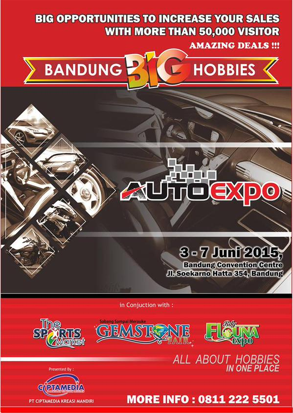 Auto Expo Bandung 2015