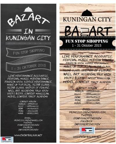 Bazaar Fun Stop Shopping in Kuningan City