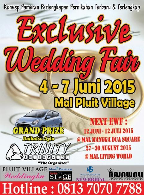 Exclusive Wedding Fair by Trinity Enterprise
