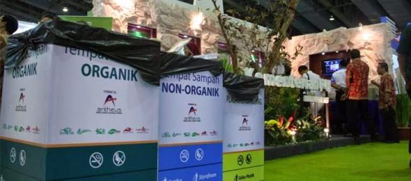 Pekan Lingkungan Indonesia Expo (PLI) 2015