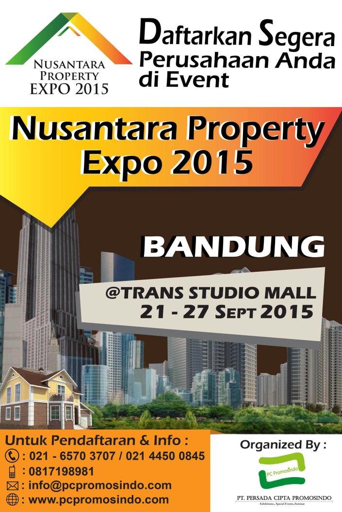 Body Email-Baliho_Nusantara Property Expo 2015 (Medan dan Makass