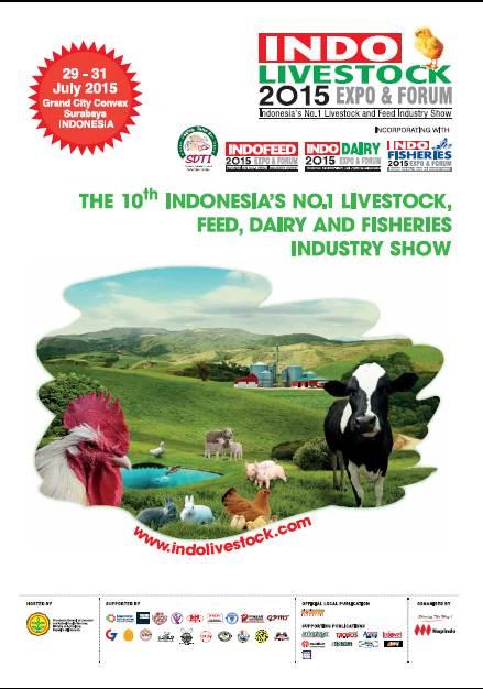 Indo Livestock Expo & Forum 2015