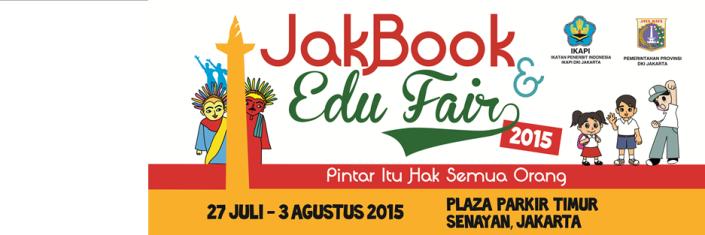 Jakarta Book & Edu Fair 2015