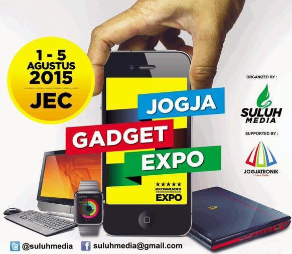 Jogja Gadget Expo 2015