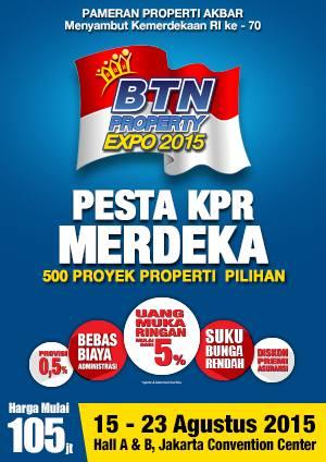 BTN Properti Expo 2015