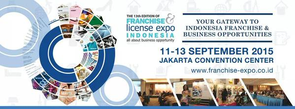 Franchise & License Expo Indonesia 2015