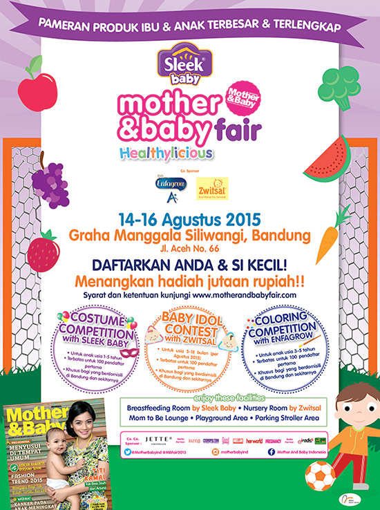 MOTHER & BABY FAIR 2015 - Bandung