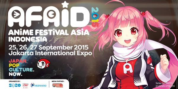 Anime Festival Asia Indonesia 2015