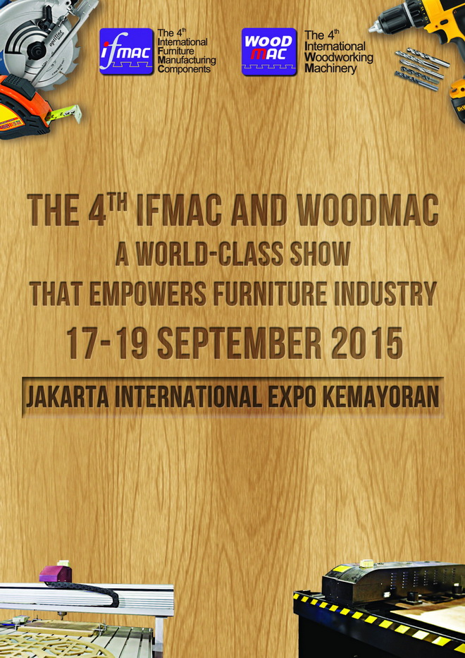 "Furniture & Wood Machinery ""IFMAC"" 2015"