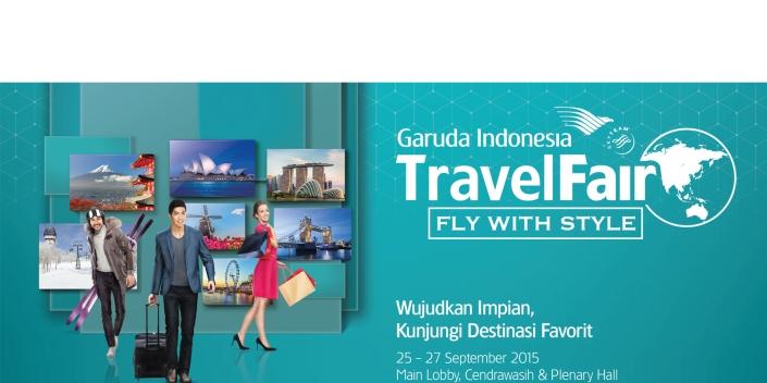 Garuda Travel Fair September 2015