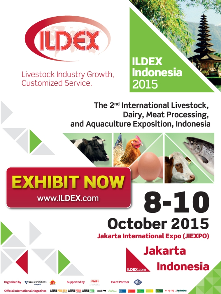 ILDEX Indonesia 2015