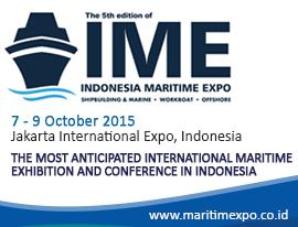Indonesia Marine Expo 2015