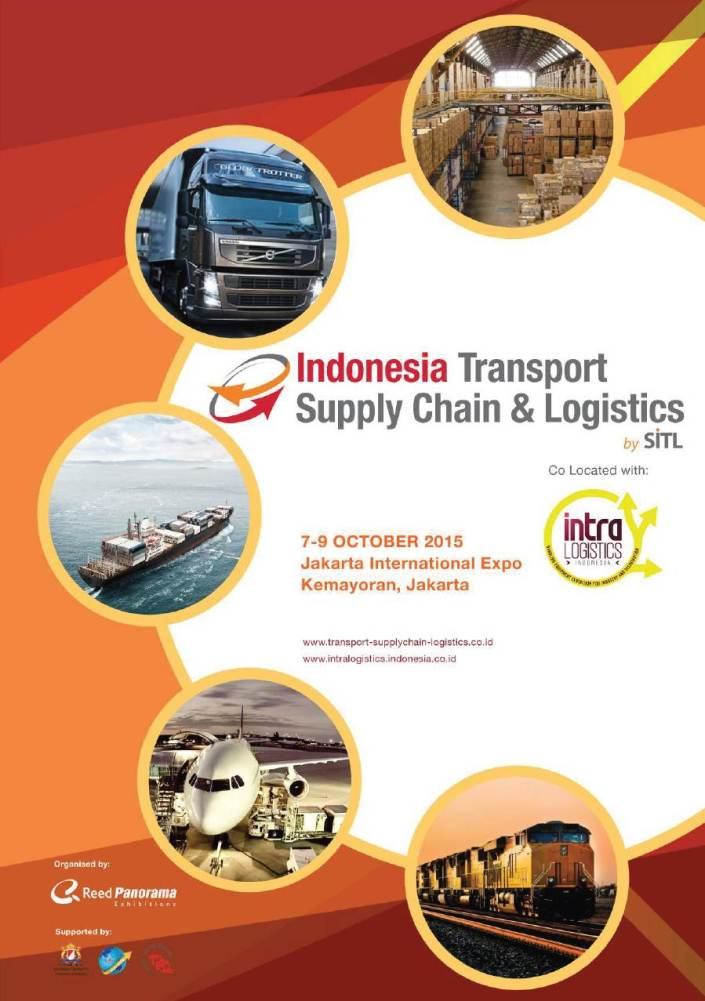 Indonesia Supply Chain Logistic Expo 2015
