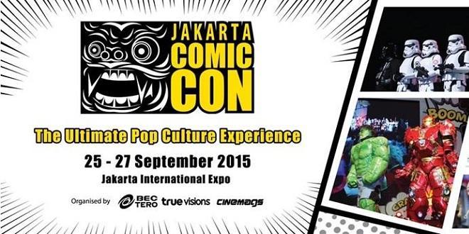 Jakarta Comic Con 2015