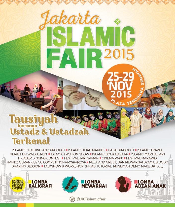 JAKARTA ISLAMIC FAIR 2015