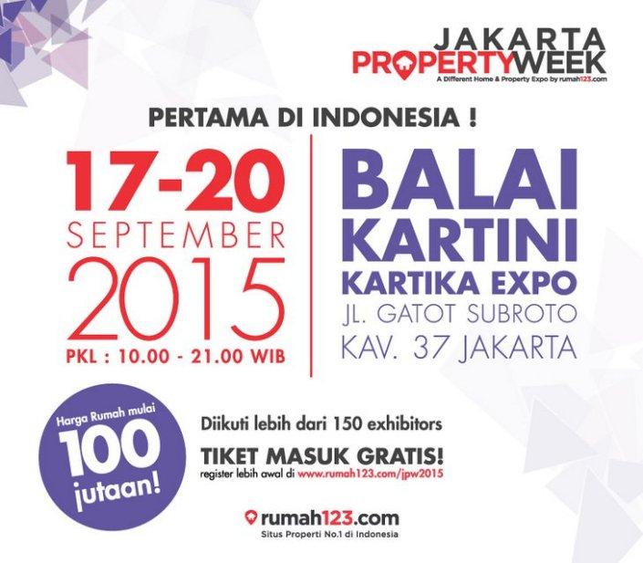 Jakarta Property Week 2015