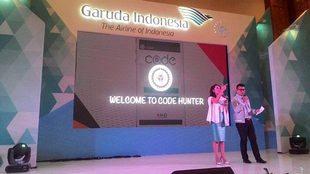 Code Hunter Di Garuda Travel Fair 2015 171 Informasi Pameran