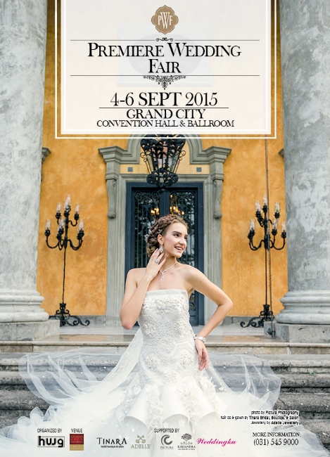 Premiere Wedding Fair 2015 Surabaya