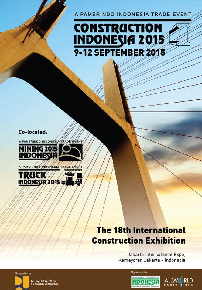 The 18th International Construction, Infrastructure & Development Exhibition 2015
