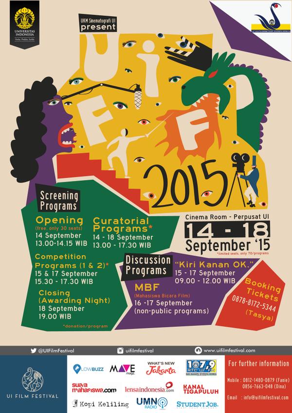 UI Film Festival 2015