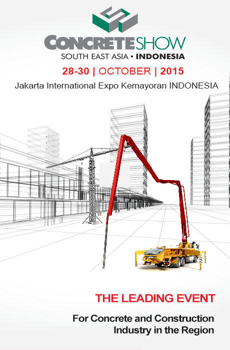 Concrete South East Asia & Hotelex 2015