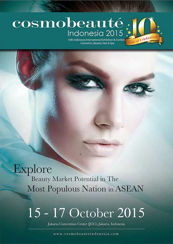 Cosmobeaute Indonesia 2015