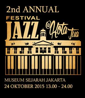Festival Jazz Kota Tua Jakarta 2015
