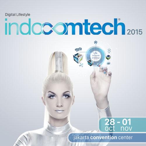 Indocomtech 2015 & IMOS 2015