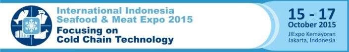 Indonesia International Seafood & Meat Expo 2015
