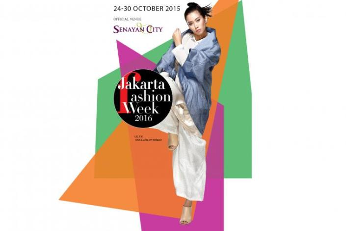 Jakarta Fashion Week 2105
