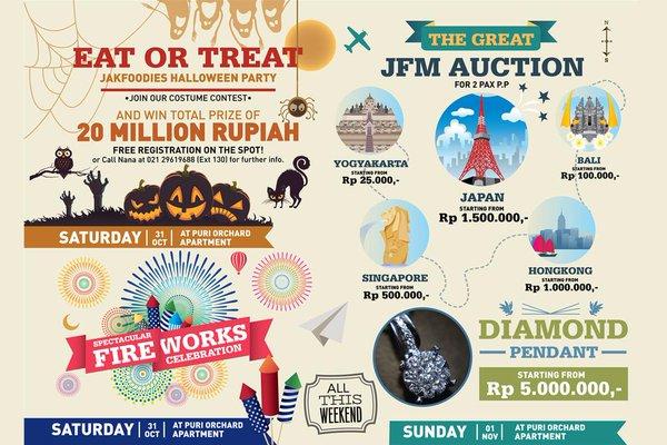 Jakarta Foodies Meet 2015