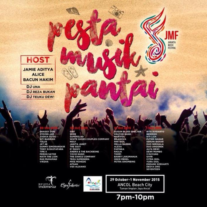 Jakarta Music Festival 2015