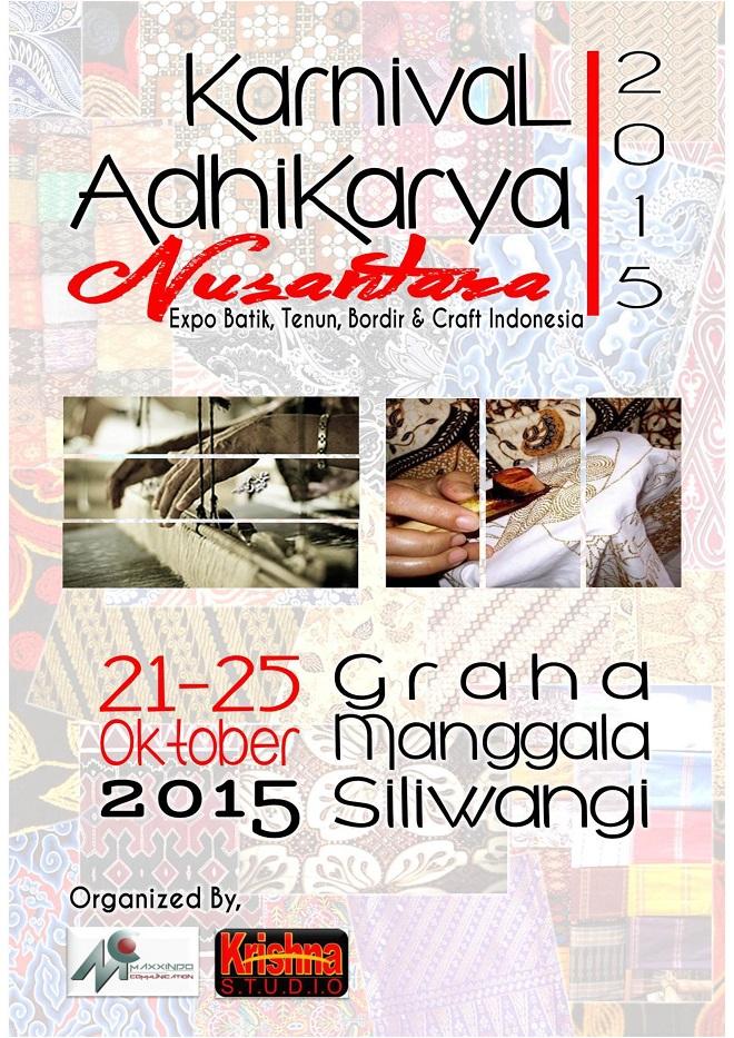 Karnival Adhikarya Nusantara 2015