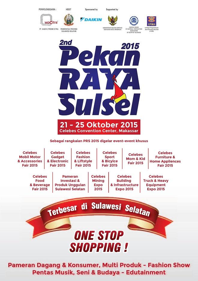 Pekan Raya Sulawesi Selatan (PRS) 2015