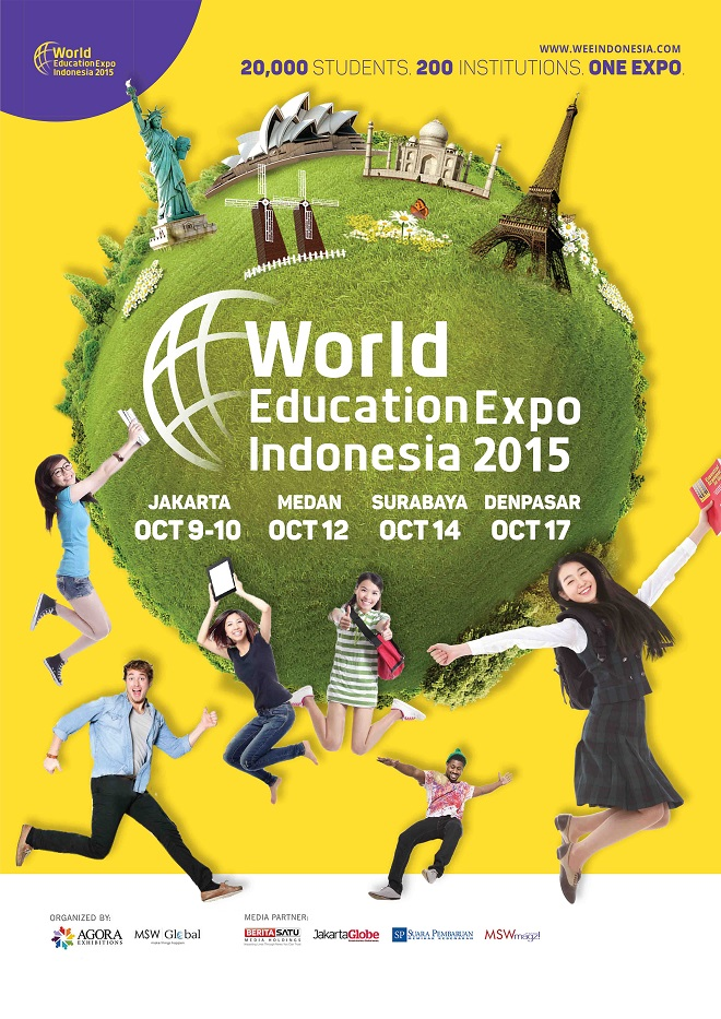 world education expo indonesia 2015