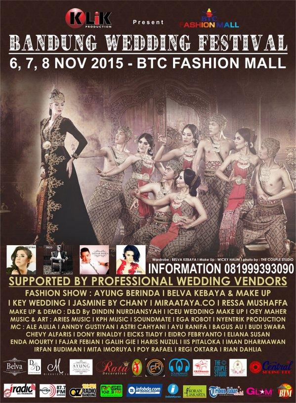 Bandung Wedding Festival 2015