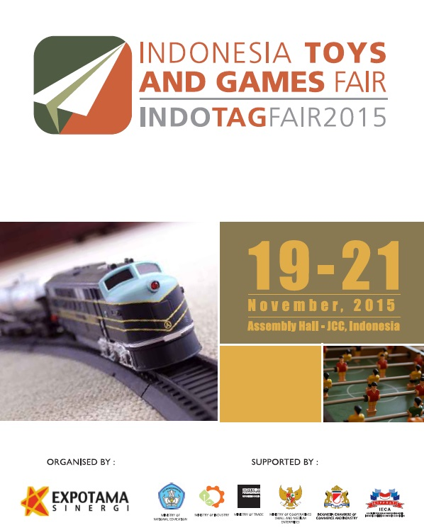 Indonesia Toys and Games Fair 2015