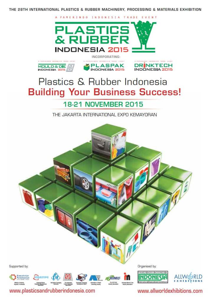 Plastic & Rubber Indonesia 2015