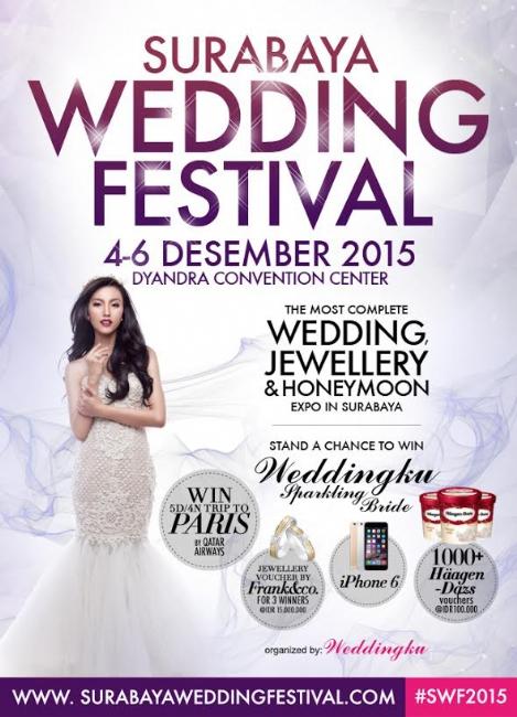 Surabaya Wedding Festival 2015