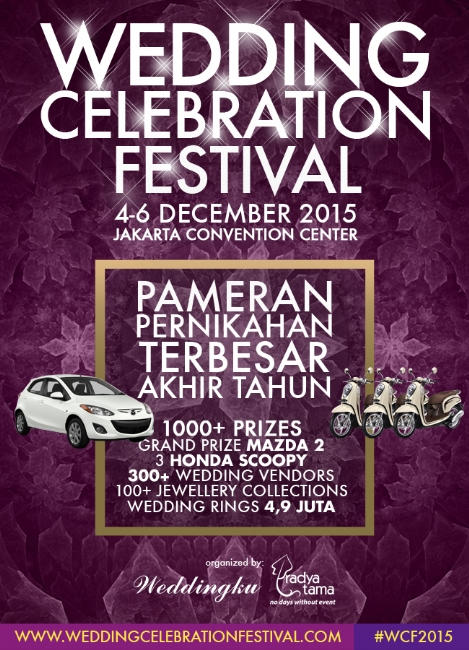 Wedding Celebration Festival 2015