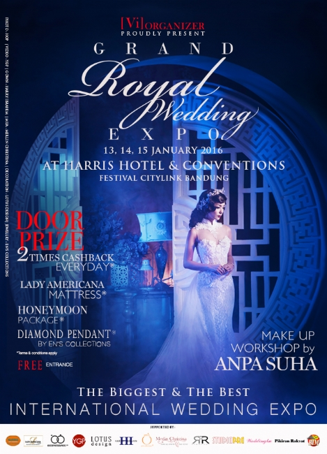 Grand Royal Wedding Expo 2016