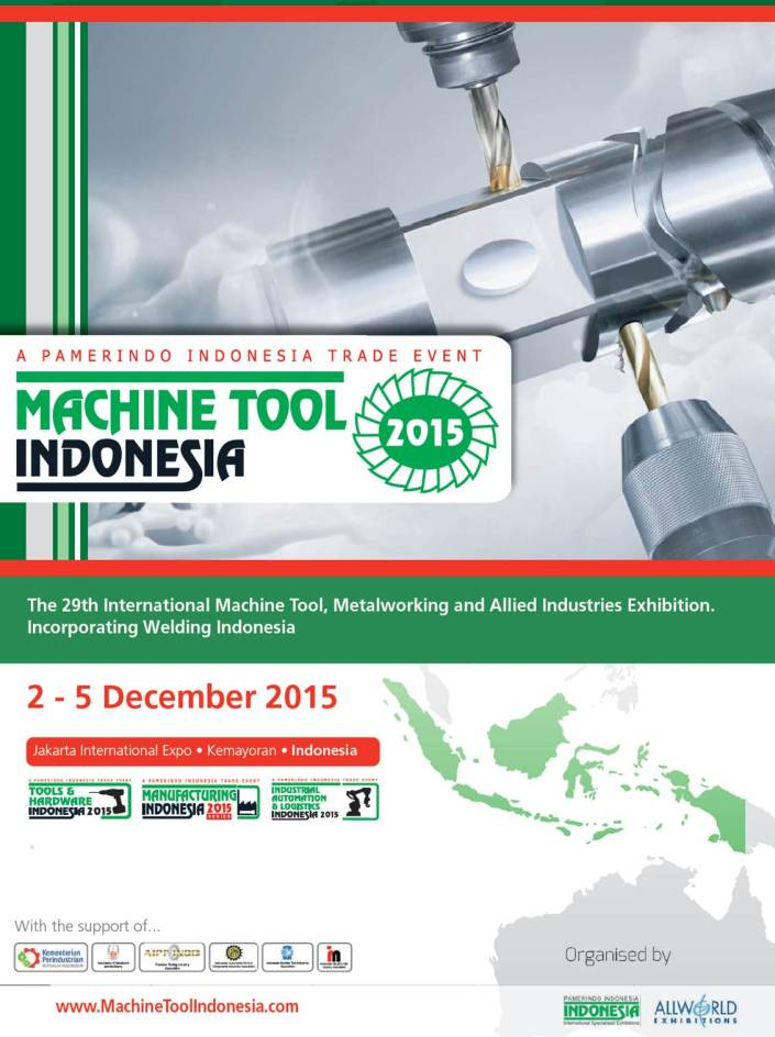 Machine Tool Indonesia 2015