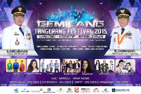 Tangerang Youth Fest 2015