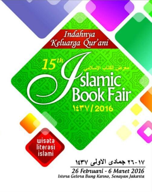 15th Islamic Book Fair 2016