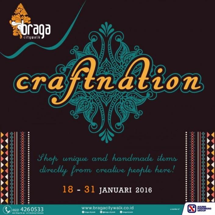 Craftnation – Bandung 2016