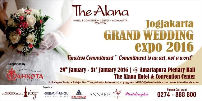 Jogjakarta Grand Wedding Expo 2015