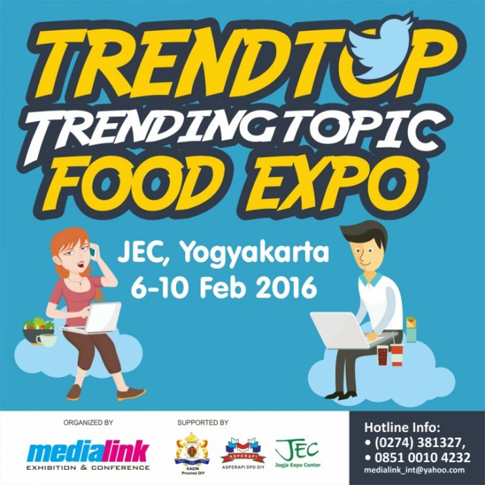 Trending topic food expo 2016