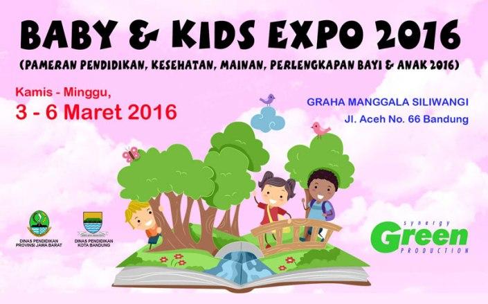 Baby & Kids Expo 2016 bandung